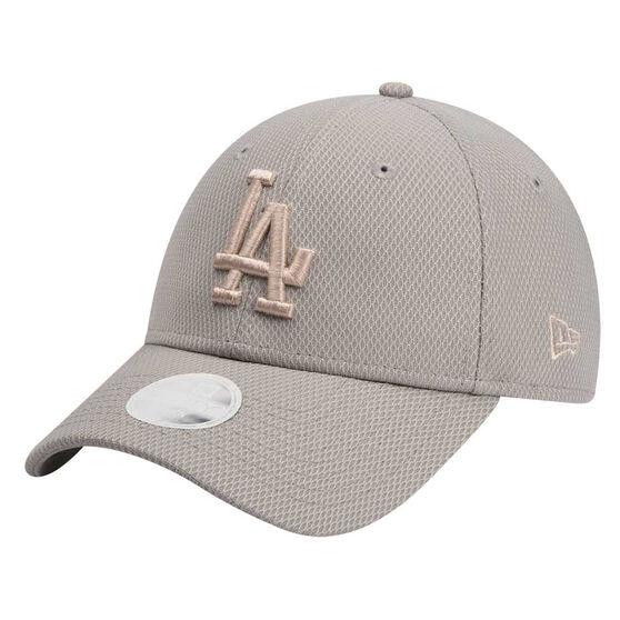 Los Angeles Dodgers 2019 Womens New Era 9FORTY Neutral Tones Cap, , rebel_hi-res