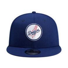 Los Angeles Dodgers 2019 New Era 9FIFTY Circle City Cap Blue S / M, Blue, rebel_hi-res