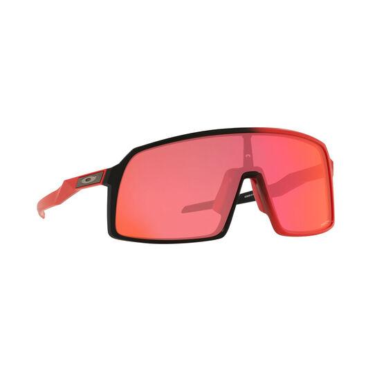 OAKLEY Sutro Sunglasses - Matte Black Redline with PRIZM Trail Torch, , rebel_hi-res