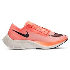 Nike Air ZoomX Vaporfly Next% Mens Running Shoes Orange US 7, Orange, rebel_hi-res