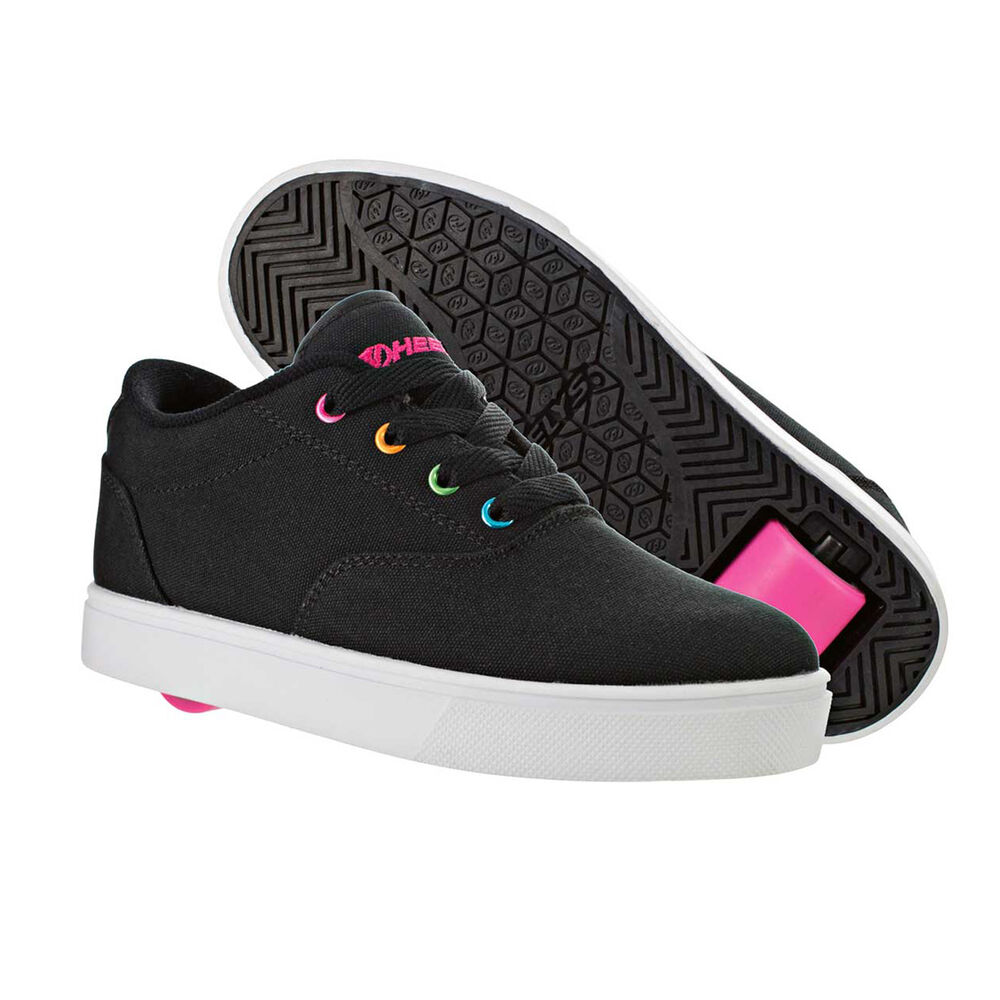 c0bfd299befb Heelys Launch Girls Shoes Black   Multi US 13