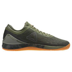 Reebok CrossFit Nano 8 Flexweave Womens Training Shoes Khaki US 6, Khaki, rebel_hi-res