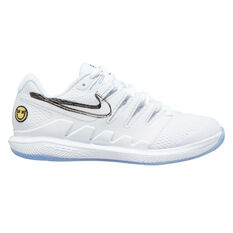 Nike Zoom Vapor X Womens Tennis Shoes White / Black US 6.5, White / Black, rebel_hi-res
