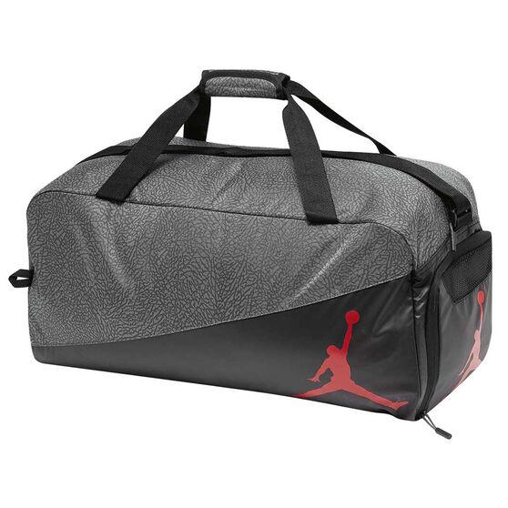 Jordan Elemental Duffle Bag Dark grey  63c3b2c523fc0