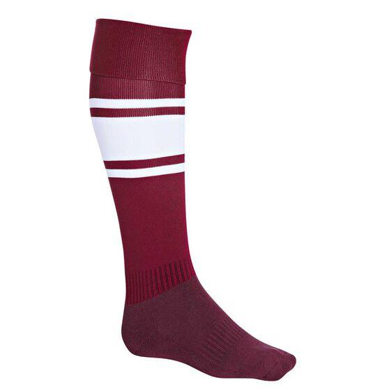 Burley Manly Sea Eagles Football Socks, , rebel_hi-res
