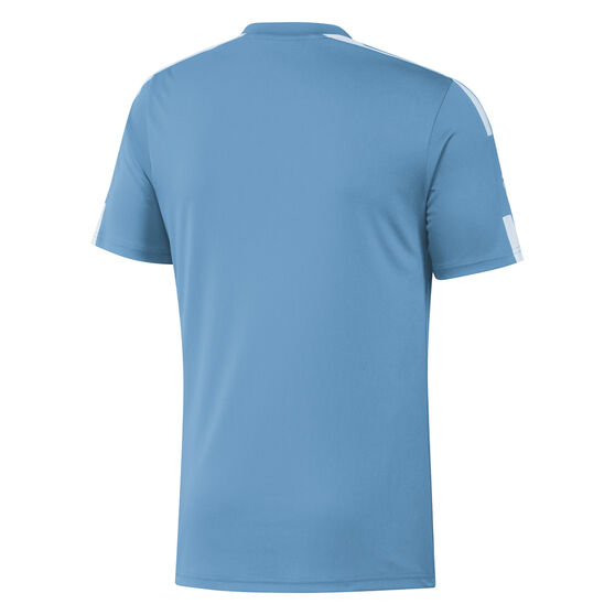 Adidas Mens Squadra 21 Jersey, Blue, rebel_hi-res