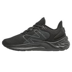 New Balance Fresh Foam Roav v2 Womens Running Shoes Black US 6, Black, rebel_hi-res