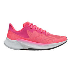 New Balance FuelCell Prism Kids Running Shoes Coral US 4, Coral, rebel_hi-res