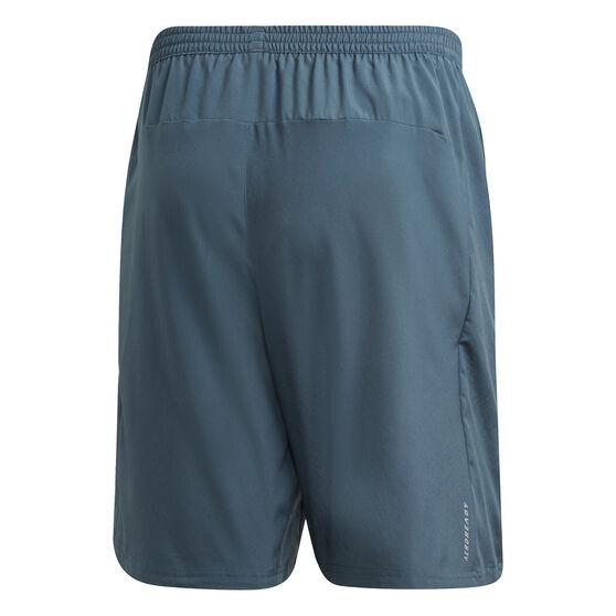 adidas Mens Run It Running Shorts, Blue, rebel_hi-res