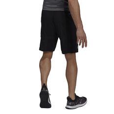 adidas Mens Ergo Tennis Shorts, Black, rebel_hi-res