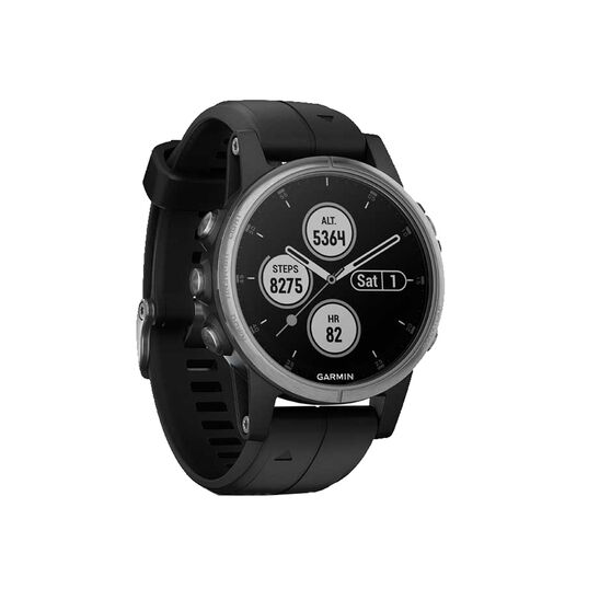 Garmin Fenix 5S Plus Watch, , rebel_hi-res