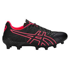 Asics Lethal Tigreor IT FF Mens Football Boots Black US Mens 9 / Womens 10.5, Black, rebel_hi-res