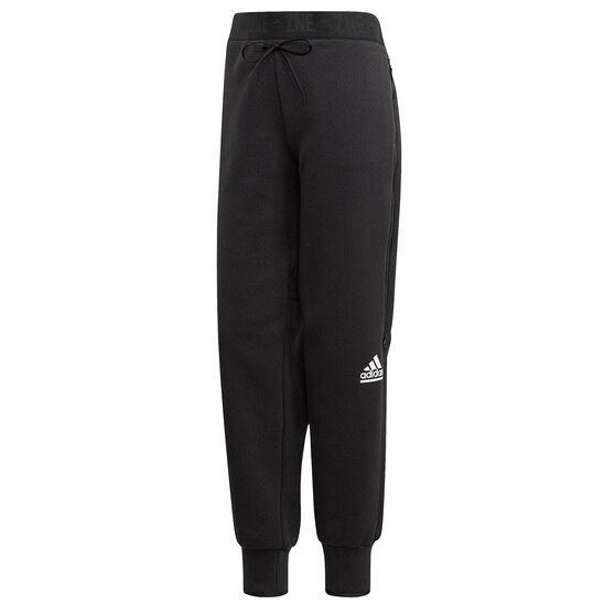 adidas Womens Z.N.E. Pants, Black, rebel_hi-res