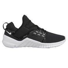 Nike Free Metcon 2 Womens Training Shoes Black / White US 6, Black / White, rebel_hi-res