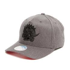 Toronto Raptors Dark Heather Wool Cap, , rebel_hi-res