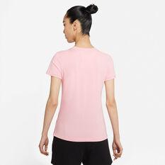 Nike Womens Sportswear Essential Tee, Pink, rebel_hi-res