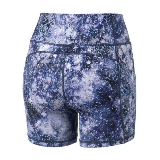 Ell & Voo Paige 5in Pocket Short Tights, Multi, rebel_hi-res