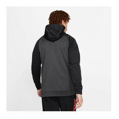 Nike Mens Therma Clash Full-Zip Hoodie Black S, Black, rebel_hi-res