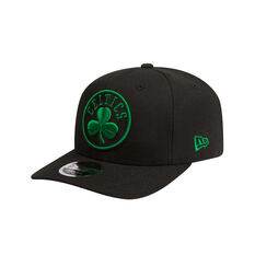 Boston Celtics 2019 New Era 9FIFTY Original Fit Cap Black / Green M / L, Black / Green, rebel_hi-res