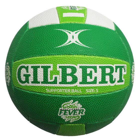 Gilbert  West Coast Fever Netball 5, , rebel_hi-res