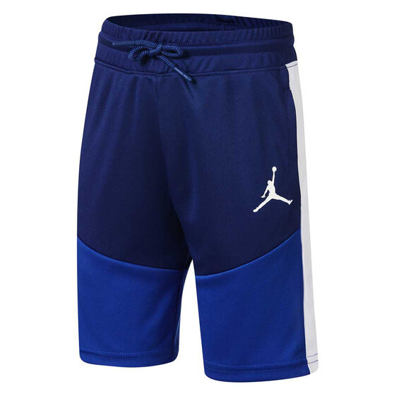 Nike Jordan Jumpman Layup Basketball Shorts, Blue/White, rebel_hi-res