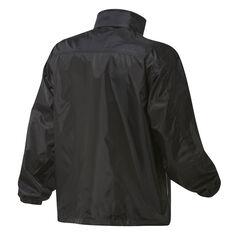 Team Mens Explorer Jacket Black S, Black, rebel_hi-res