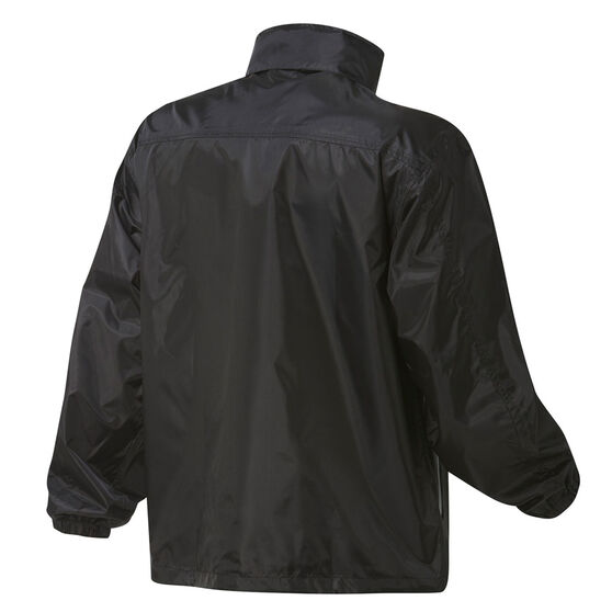 Team Mens Explorer Jacket, Black, rebel_hi-res