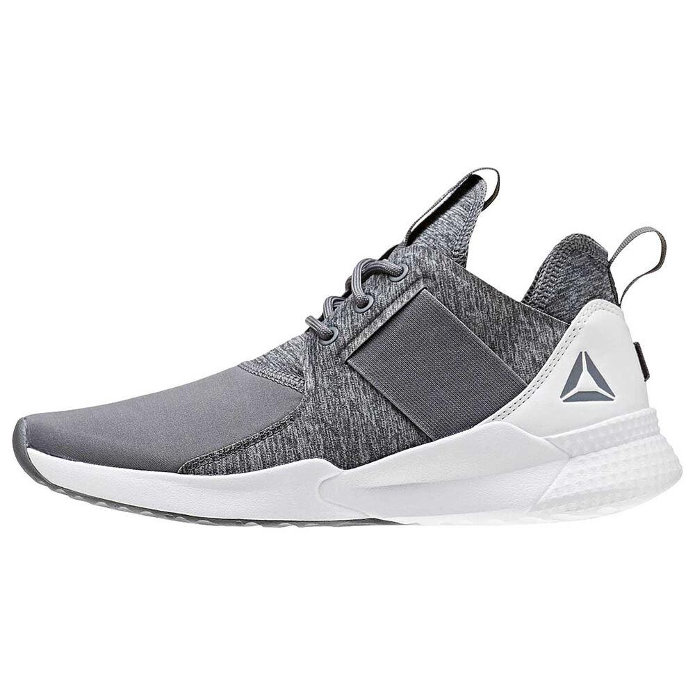 Reebok Guresu 1.0 Womens Training Shoes Grey   White US 6.5  090739f99