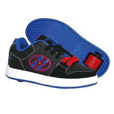Heelys Cement 1 Shoes Black US 1, Black, rebel_hi-res