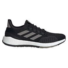 Adidas Pulseboost HD S.RDY Mens Running Shoes Black/Grey US 7, , rebel_hi-res