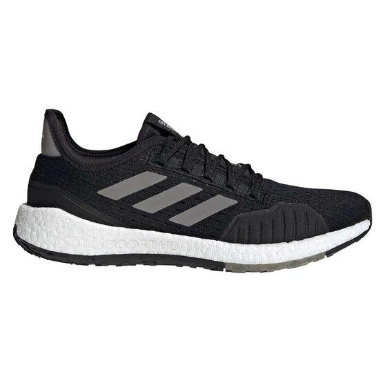 Adidas Pulseboost HD S.RDY Mens Running Shoes, Black/Grey, rebel_hi-res