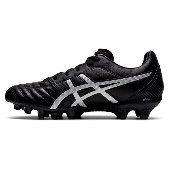 Asics Lethal Flash IT Football Boots, Black/Silver, rebel_hi-res