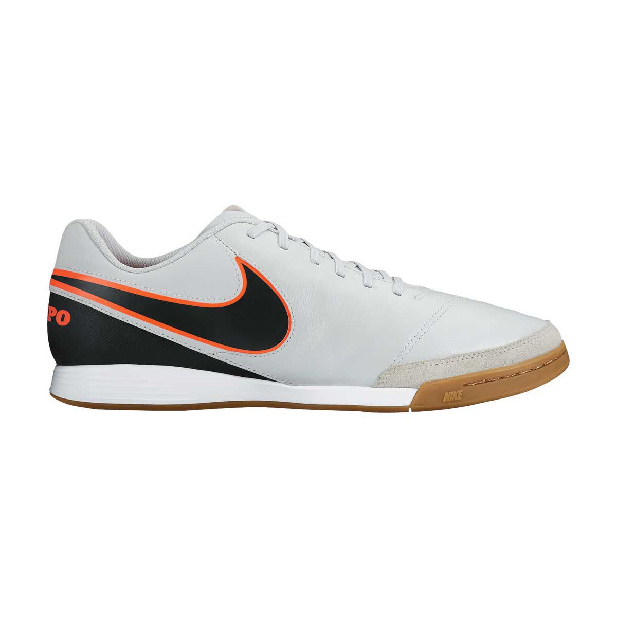 8 Soccer Shoes Ii Tiempo White Nike Mens Genio Leather Indoor Us xR4HHqvw