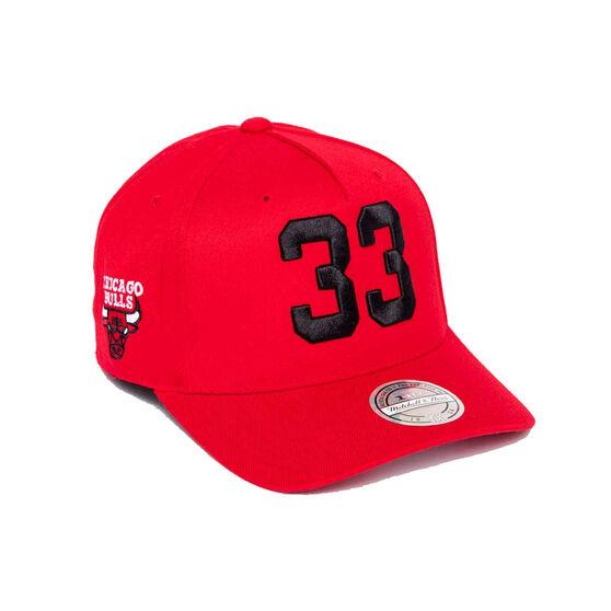 Chicago Bulls 2019 Pippen 33 110 Snapback, , rebel_hi-res