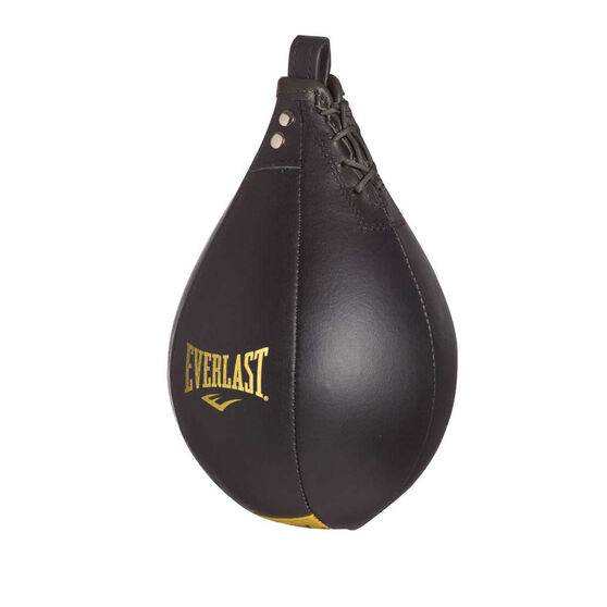 Everlast Leather Speed Boxing Bag, , rebel_hi-res