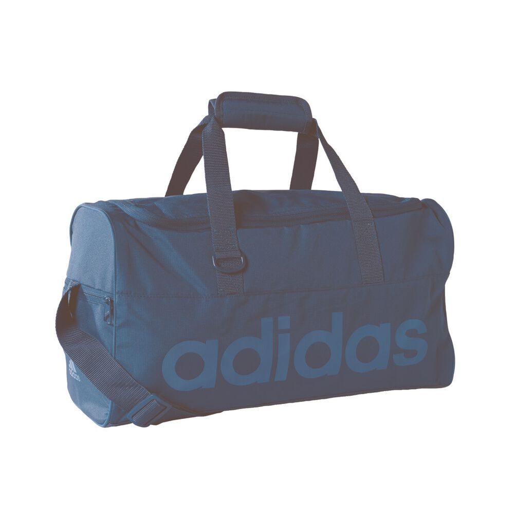 ae1991aa4136 adidas Linear Performance Sports Bag Blue