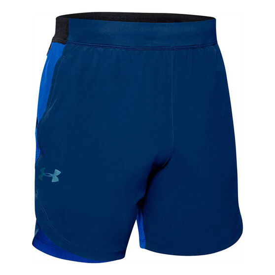 Under Armour Mens Stretch Woven Shorts, , rebel_hi-res