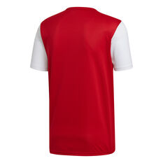 adidas Mens Estro 19 Football Jersey Red S, Red, rebel_hi-res