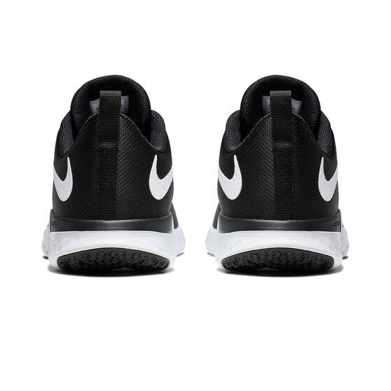 Nike Renew Retaliation Mens Training Shoes, Black/White, rebel_hi-res