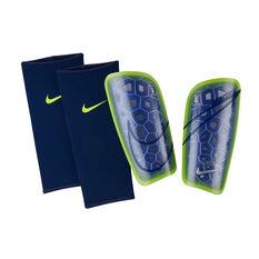 Nike Mercurial Lite Shin Guards Blue XS, Blue, rebel_hi-res
