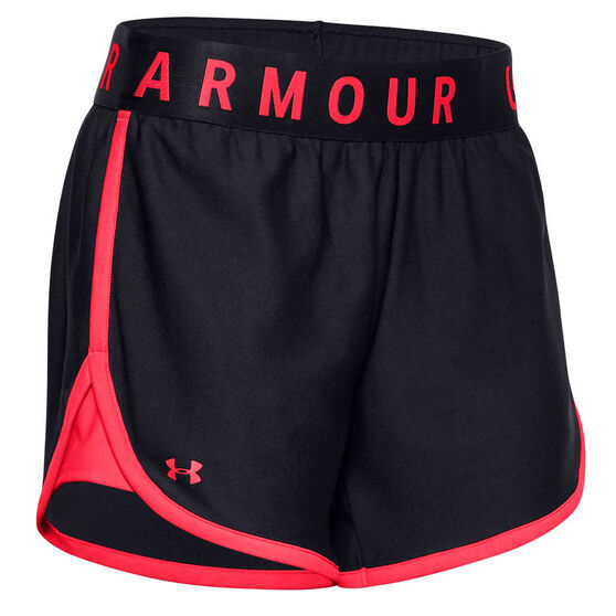 Under Armour Womens UA Play Up Shorts, , rebel_hi-res