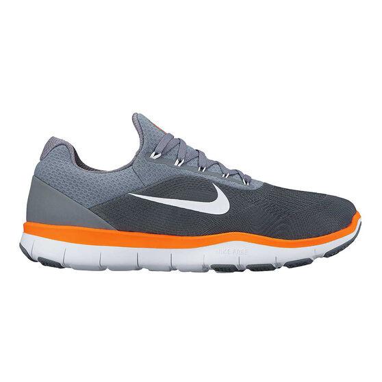 info for d5ce8 28332 Nike Free Trainer v7 Mens Training Shoes Grey / Orange US 13, Grey / Orange