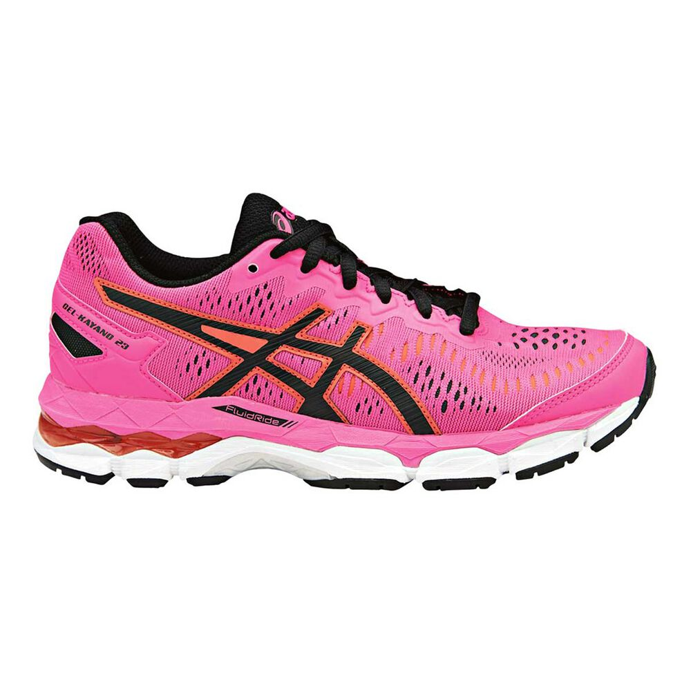 brand new aa0d0 90c77 Asics Gel Kayano 23 Girls Running Shoes Pink   White US 4, Pink   White