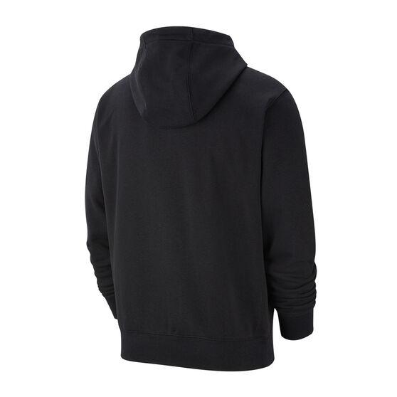 Nike Men's Sportswear Club Full-Zip Hoodie, Black, rebel_hi-res