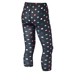 Tahwalhi Kids Peak Printed Thermal Bottoms Black / Multi 4, Black / Multi, rebel_hi-res