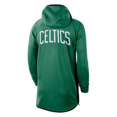 Boston Celtics Mens Therma Flex Showtime Hoodie Green S, Green, rebel_hi-res
