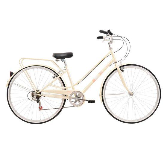 Flight Womens Vintage 700C Bike Cream OSFA, , rebel_hi-res