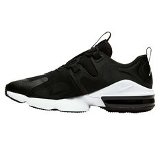 Nike Air Max Infinity Mens Casual Shoes Black/White US 6, Black/White, rebel_hi-res