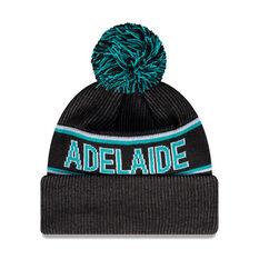 Port Adelaide Power New Era Supporter Beanie, , rebel_hi-res