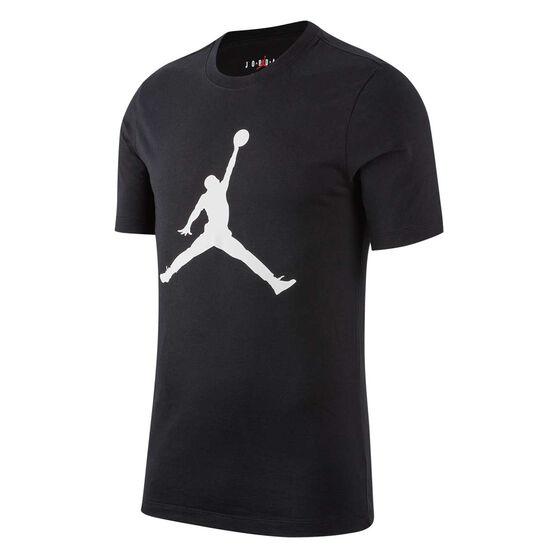 Jordan Mens Jumpman Tee, Black, rebel_hi-res